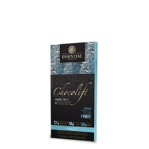 Chocolift Be Brilliant - Brasil Nuts - 40gr