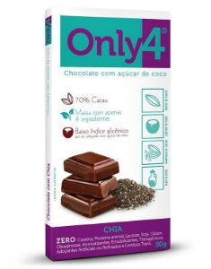 ONLY4 - Chia - 80gr
