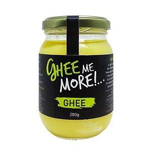 Manteiga Ghee - Original - 200gr
