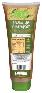 Pasta de Amendoim - Funcional Vegan - 300gr