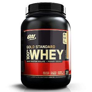 100% Whey Gold Standard - Dulce de Leche - 909gr