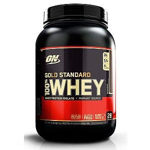 100% Whey Gold Standard - Brigadeiro - 909gr