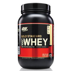 100% Whey Gold Standard - Banana Cream - 909gr