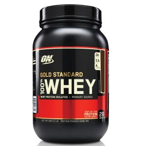 100% Whey Gold Standard - Double Chocolate - 909gr