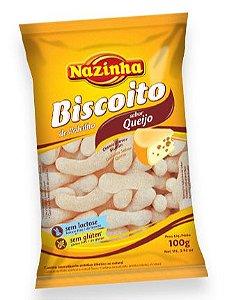 Biscoito de Polvilho - Queijo - 100gr
