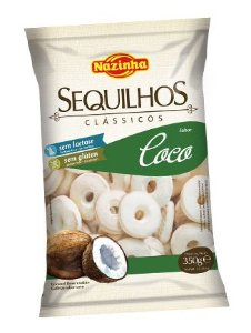 Sequilhos - Coco - 350g