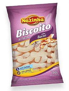 Biscoito de Polvilho - Bacon - 100gr