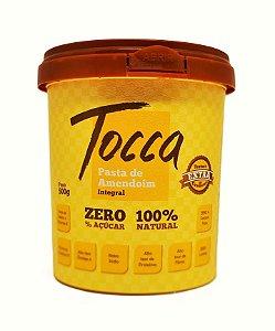 Pasta de Amendoim Integral - Zero Açúcar - 500gr