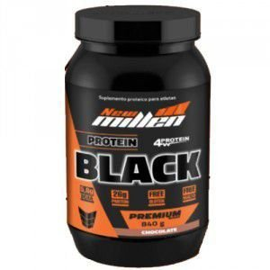Protein Black  4w PROTEIN - Flappuccino - 840gr
