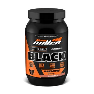 Protein Black  4w PROTEIN - Chocolate - 840gr