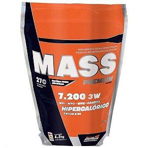 Mass 7200 3w - Baunilha - 1,5kg