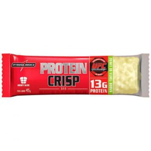 Protein Crisp Bar - Trufa de Avelã - 45gr