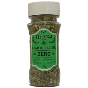Lemon Pepper Zero - 52gr
