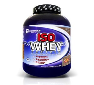 IS0 Whey Protein Chocolate - 2.273kg