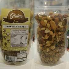 Granola Salgada Glulac  - 250gr