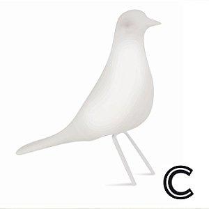Passaro Branco Cerâmica
