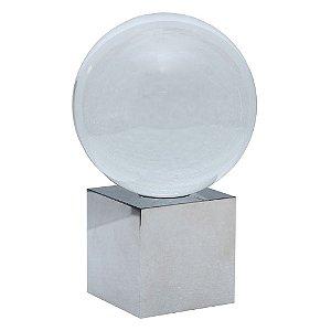 Peça Decorativa de Cristal