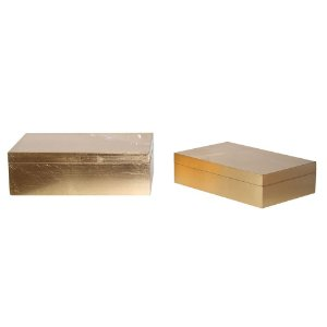 Cj. Caixas Dourado