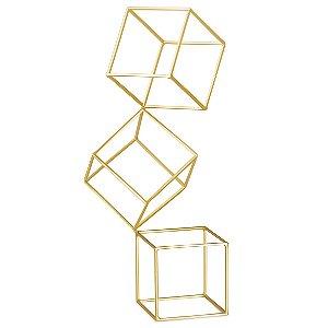 Escultura Quadrados