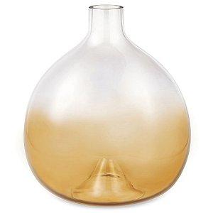 Vaso Transparente Âmbar M