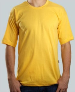 Camiseta Amarela CM3035