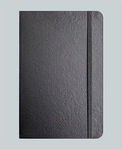 Caderneta Preta tipo Moleskine MK1010