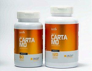 Óleo de Cártamo ( contém ômega 3) - 120 cápsulas