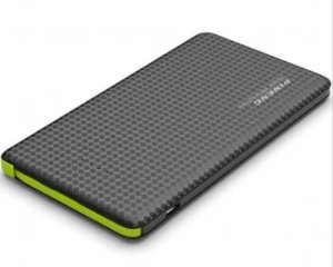 CARREGADOR PORTÁTIL SLIM 10000MAH POWERBANK PINENG PN-951 COM 2 USB ORIGINAL