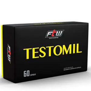 Testomil Ativador Metabolismo Energetico 60 Caps Ftw