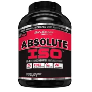 ABSOLUTE ISO WHEY 900G Morango
