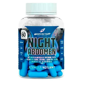 NIGHT ABDOMEN 60CAPSULAS BODYACTION