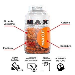 Max Cut 60 Cap - Max Titanium