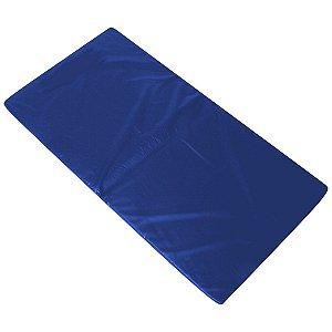 Colchonete Ginástica, Academia E Yoga - 100 X 60 X 3 cm Orthovida - Azul
