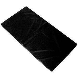 Colchonete Ginástica, Academia E Yoga - 100 X 60 X 3 cm Orthovida - Preto