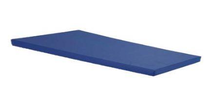 Colchonete Para Visita D33 Com Selo Do Inmetro Dobrável Orthovida - Azul