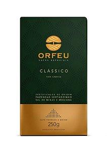 Café Especial Orfeu Clássico Torrado e Moído 250g