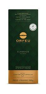 Café Especial Orfeu Clássico 20 Cápsulas