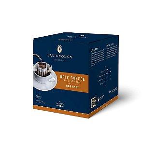 Café Santa Monica Gourmet Drip Coffee 10 unidades Individuais
