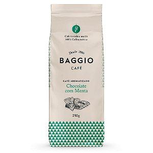Café Baggio Gourmet Aroma Chocolate com Menta Torrado e Moído 250g