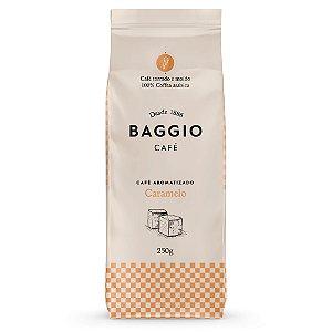 Café Baggio Gourmet Aroma Caramelo Torrado e Moído 250g