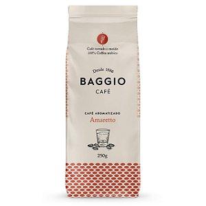 Café Baggio Gourmet Aroma Amaretto Torrado e Moído 250g