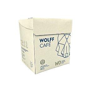 Wolff Café W0 em Grãos 250g
