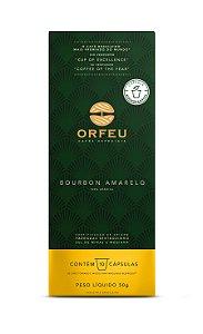 Café Especial Orfeu Bourbon Amarelo 10 Cápsulas