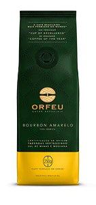 Café Especial Orfeu Bourbon Amarelo Torrado em Grãos 250g