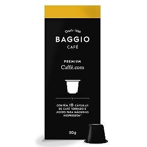 Café Baggio Premium Caffé.com em Cápsulas 10 unidades