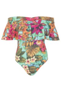 Body Tropical Floral