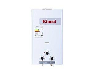 Aquecedor a Gás Rinnai M150 CF S - GN -  Industrial - 15 litros