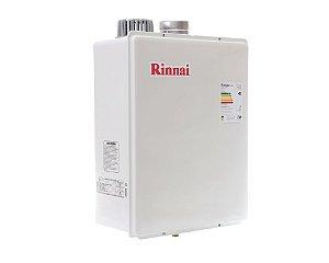 Aquecedor a Gás Rinnai REU-E420FEABGN220V - 43 litros
