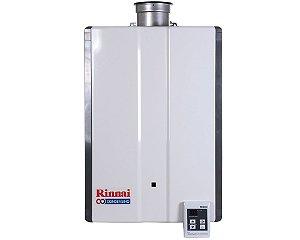 Aquecedor a Gás Rinnai REU-KM3237FFUD-EGN127V - 42,5 litros