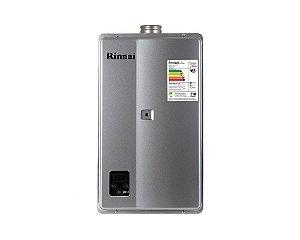 Aquecedor a Gás Rinnai REU-E331FEH-GGN - 32,5 litros